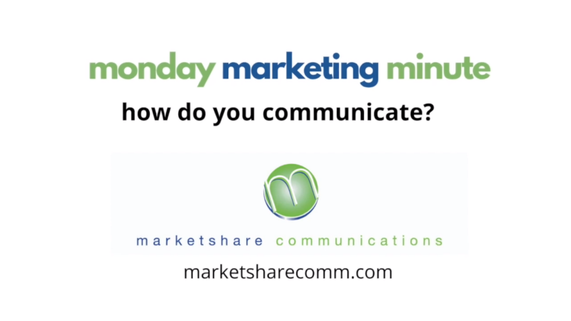 How Do You Communicate?
