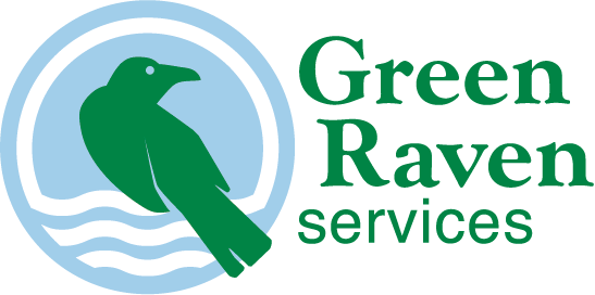 Logo for Green Raven Services